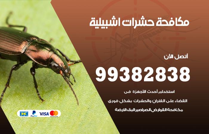 مكافحة حشرات اشبيلية / 99382838 / أفضل شركة مكافحة حشرات في اشبيلية