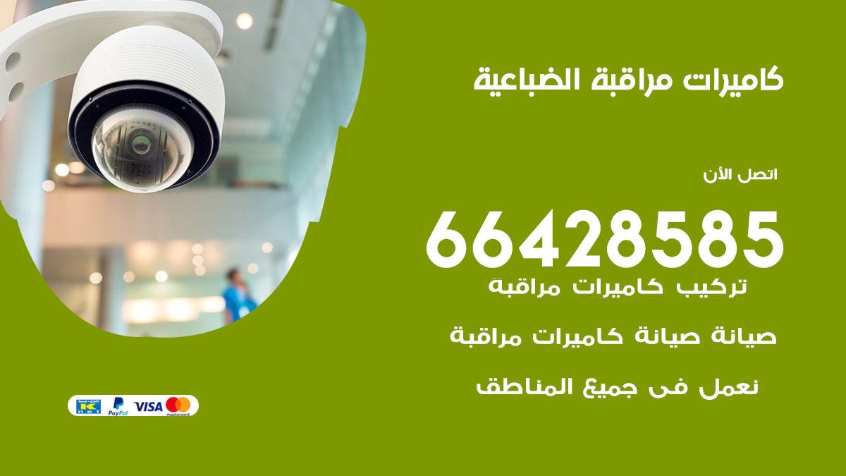 فني كاميرات مراقبة الضباعية / 66428585 / شركة تركيب كاميرات المراقبة الضباعية